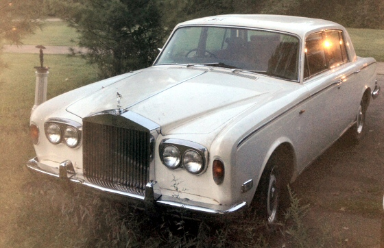 Photo of 1974 Rolls Royce Silver Shadow 4DR