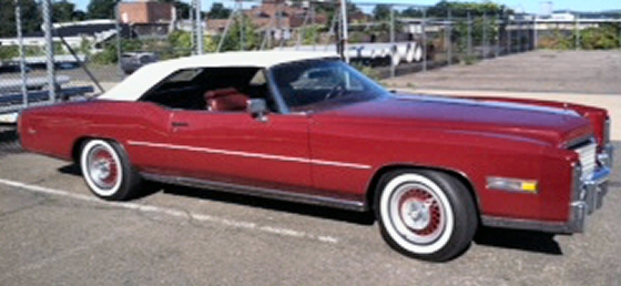 Photo of 1975 Cadillac El Dorado Convertible