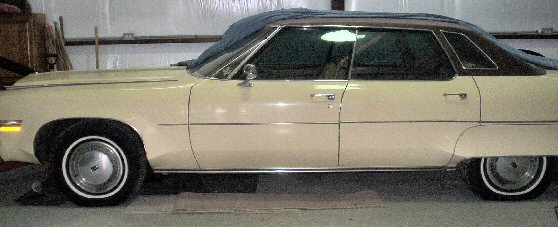 1975 Olds 98