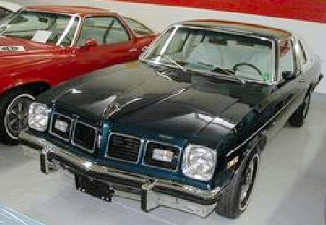 1975 Pontiac Ventura 2-door hard top