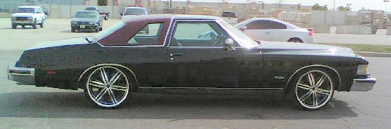 1976 Buick 2DR