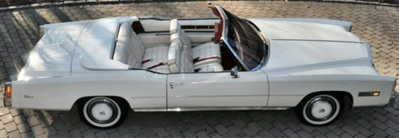 Photo of 1976 CADILLAC Eldorado Bi-Centennial Convertible With 5,002 Original Documented Miles
