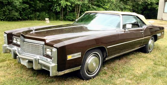Photo of 1976 Cadillac Eldorado Convertible