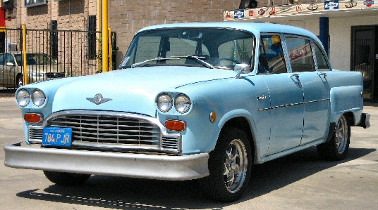 1976 Checker Marathon A-11