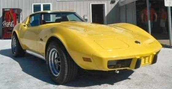Photo of 1976 Chevrolet Corvette Stingray Coupe