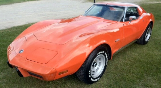 Photo of 1976 Corvette Stingray Rare L82 4 Speed Matching Numbers