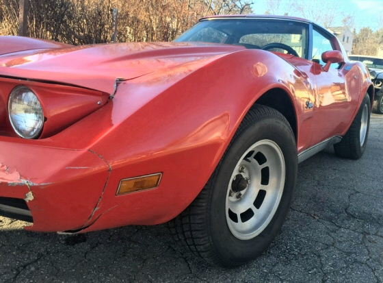 Photo of 1976 Chevrolet Corvette T-Top Coupe