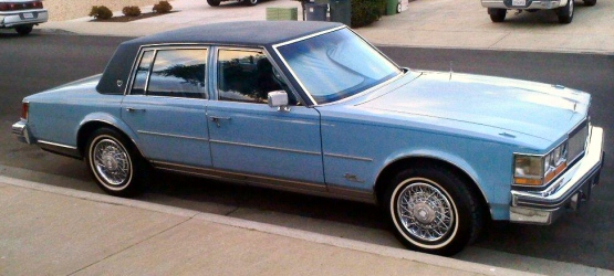 Photo of 1977 Cadillac Seville