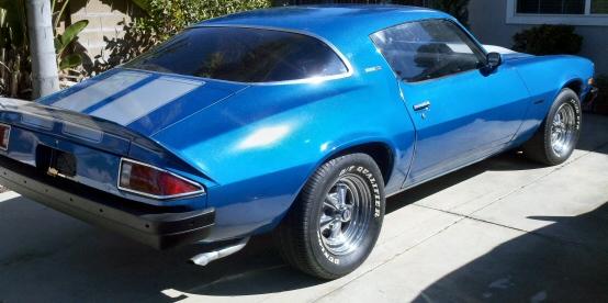 Seven Hills Motorcars, Inc. - 1977 Camaro