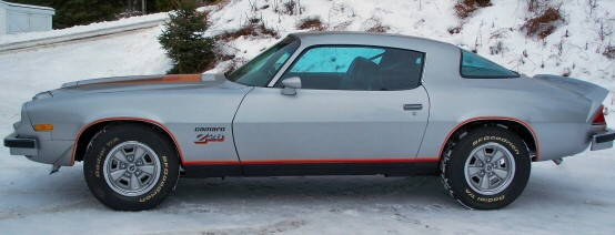 Photo of 1977 Camaro Z28