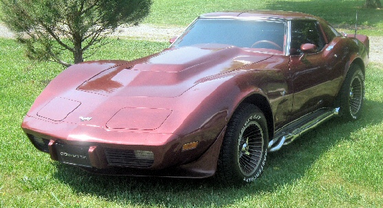 1977 Chevy Corvette