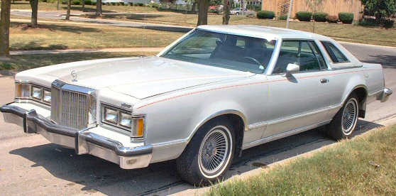 1977 Mercury Cougar XR-7