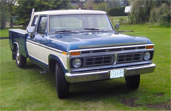 1976 f250 4x4 parking brake