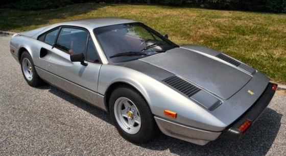 Photo of 1977 Ferrari 308 GTB Coupe