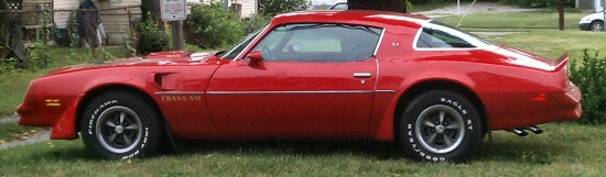 Photo of 1977  Trans Am