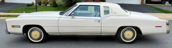 Photo of 1978 CADILLAC  ELDORADO BIARRITZ COUPE CREAM PUFF With 368 Original Miles
