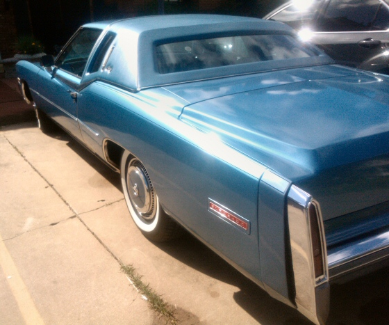 Photo of 1978 Cadillac Eldorado Biarritz Coupe With 15,000 Miles