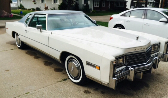 Photo of 1978 CADILLAC ELDORADO  COUPE With 15,000 Original Miles