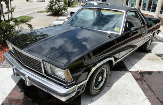 Photo of 1978 Chevrolet El Camino