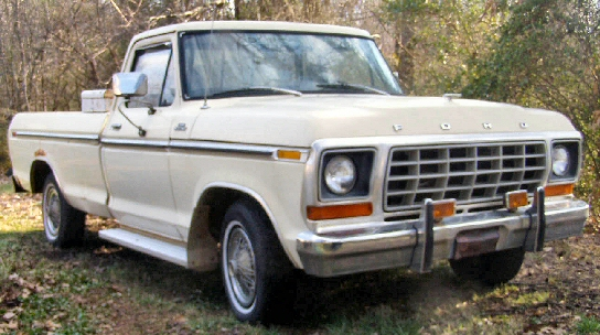 1978 Ford F-150 Custom - Pickup Truck