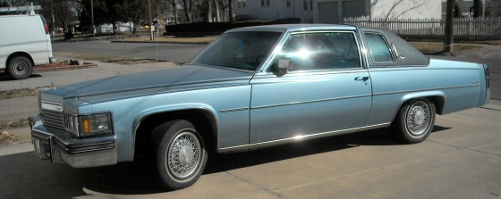 Photo of 1979 Cadillac  L'Elegance Coupe DeVille