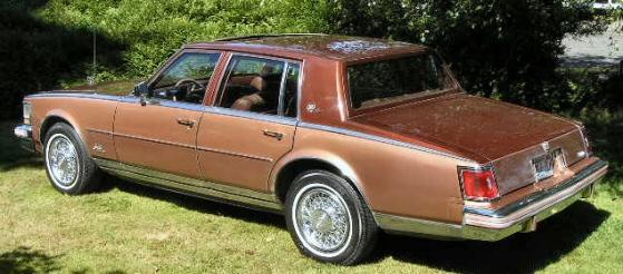 1979 Cadillac Seville Elegante For Sale