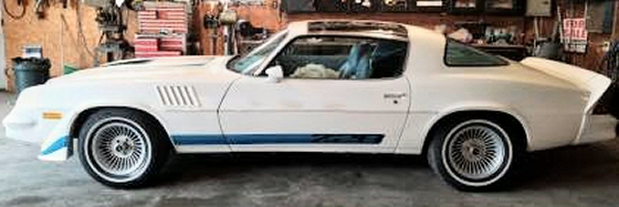 Photo of 1979 CHEVY CAMARO Z28 T-TOP
