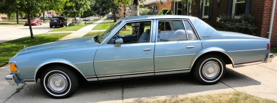 Picture of 1979 Chevrolet Caprice Classic