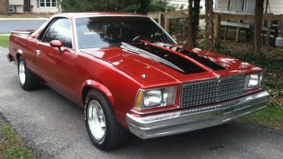 Photo of 1979 Chevrolet El Camino Restored