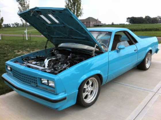 Photo of 1979 Chevy El Camino Pro-Touring
