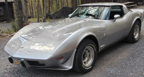 Photo of 1979 Corvette L 82 With Matching Numbers