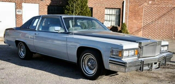 Photo of 1979 Cadillac Coupe Deville