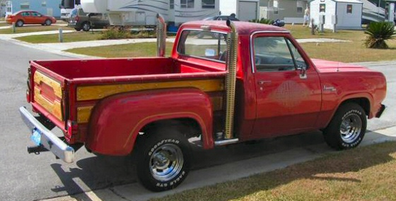 1979 Dodge Lil Red Express Truck