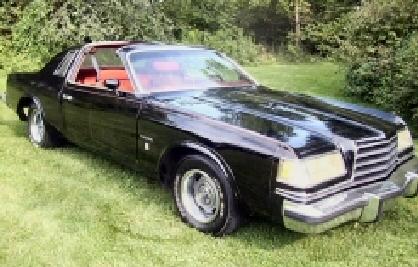 1979 Dodge Magnum GT