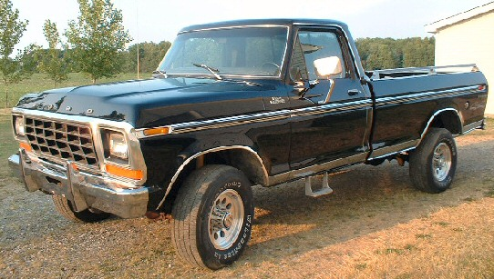 1979 Ford Trucks for Sale
