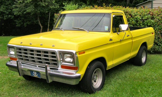 1979 Ford Ranger Pickup