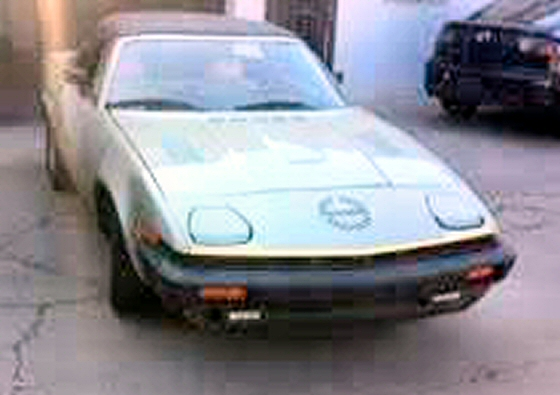 Photo of 1979 Triumph TR7 With 37K  Actual Miles