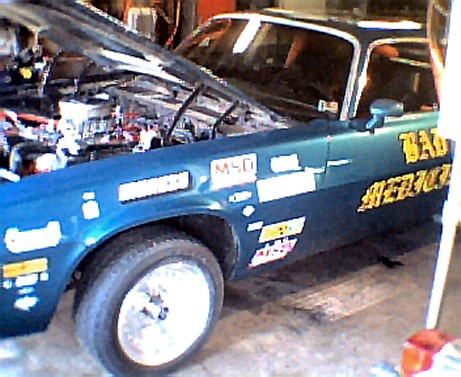 1980 camaro drag car