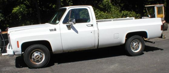 1980 Chevy C-20 pickup
