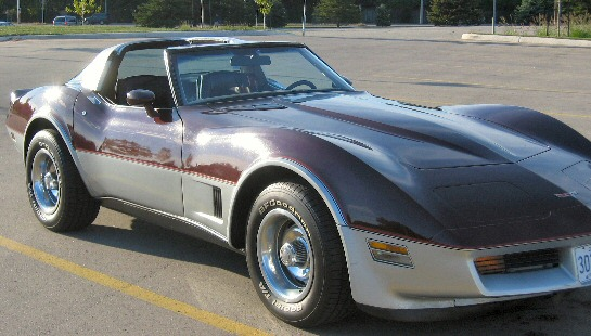 1980 Corvette For Sale