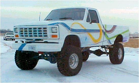 1980 Ford F350