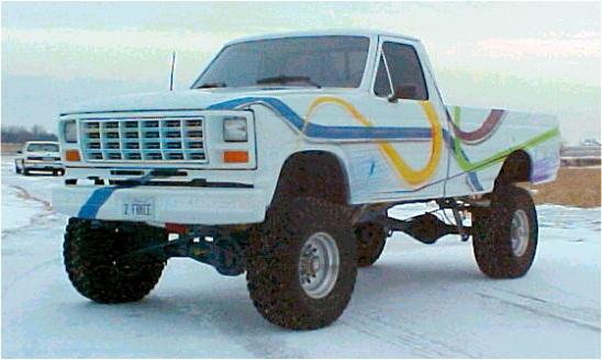 1980 ford f 350 4x4 rh americandreamcars com 1980 Ford F -150 4x4 1984 Ford F -250 4x4