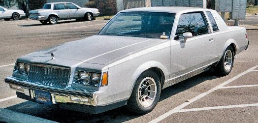 Baby Girl ...1981 Buick Regal - YouTube