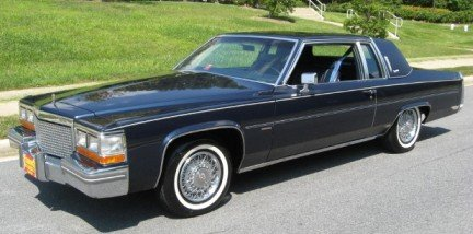 Photo of 1981 Cadillac Coupe De Ville With Dual Fuel Conversion
