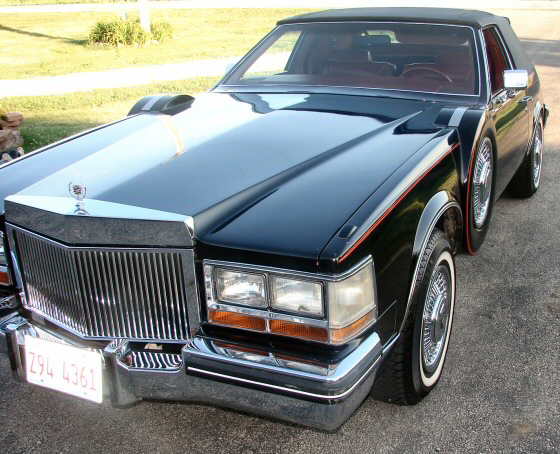 Photo of 1981 Cadillac Seville Grandeur Opera Coupe With Low Miles