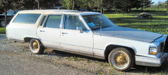 1981 Cadillac Stationwagon