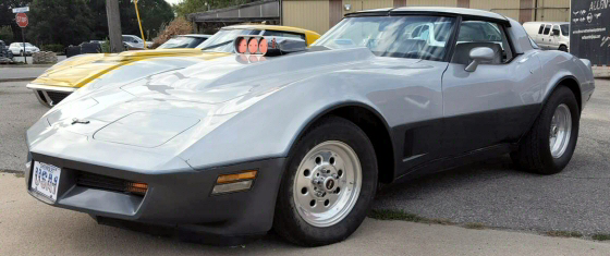 Photo of 1981 Corvette Coupe Restored With 430 HP