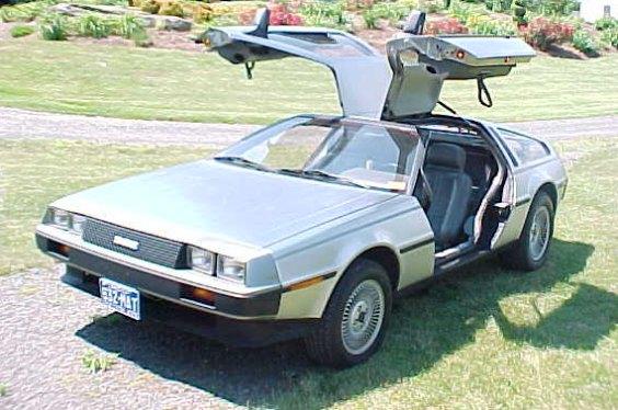 Delorean For Sale. 1981 DeLorean - Grey interior,
