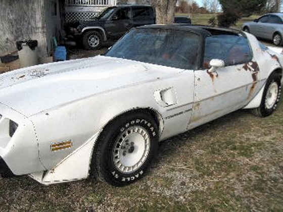 Photo of 1981 Pontiac NASCAR Trans Am Recaro Pace Car Survivor