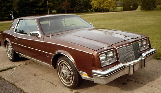 Photo of 1982 Buick Riviera